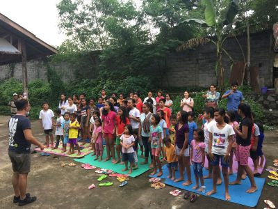 Indonesia Manado Mission Trip