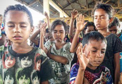 West Timor Mission Trip 29 Oct to 5 Nov 2016