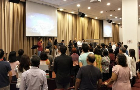Sunday English Worship Service