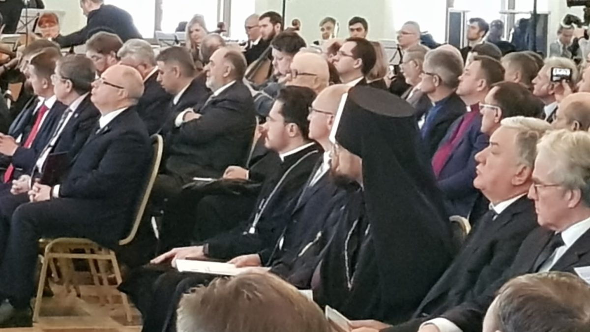 500th Year Anniversary Celebration of the Reformation in Moscow